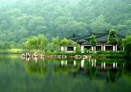 国庆游玩西湖