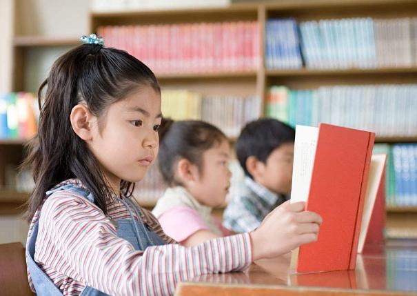 阅读伴我成长